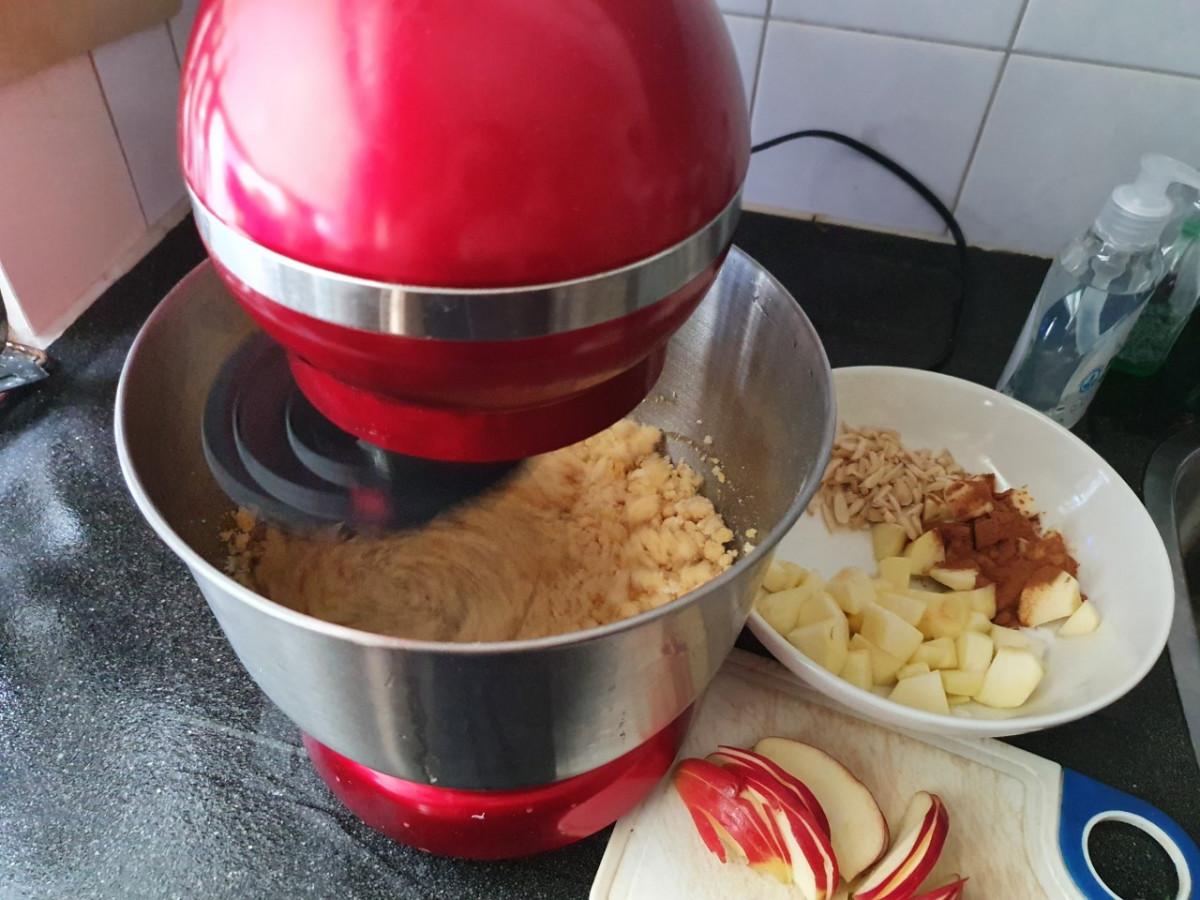 koolhydraatarme cake bakken