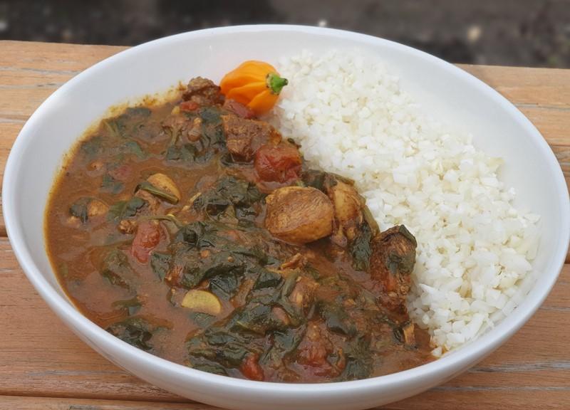 curry recept