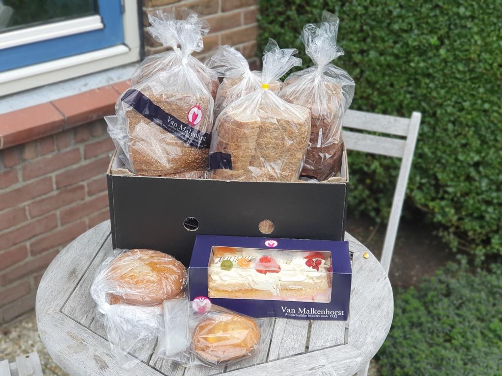 Broodpakket van too good to go