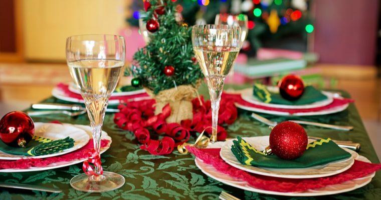 Goedkope recepten voor je 3 gangen diner met kerst