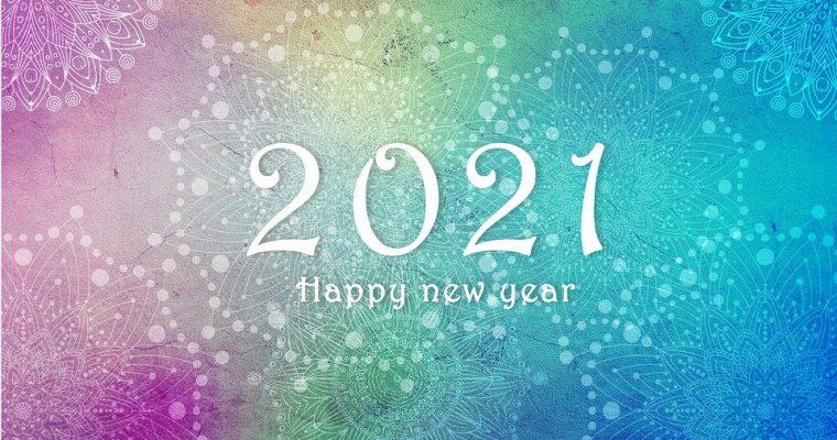 Mijn goede voornemens 2021 + gratis planner