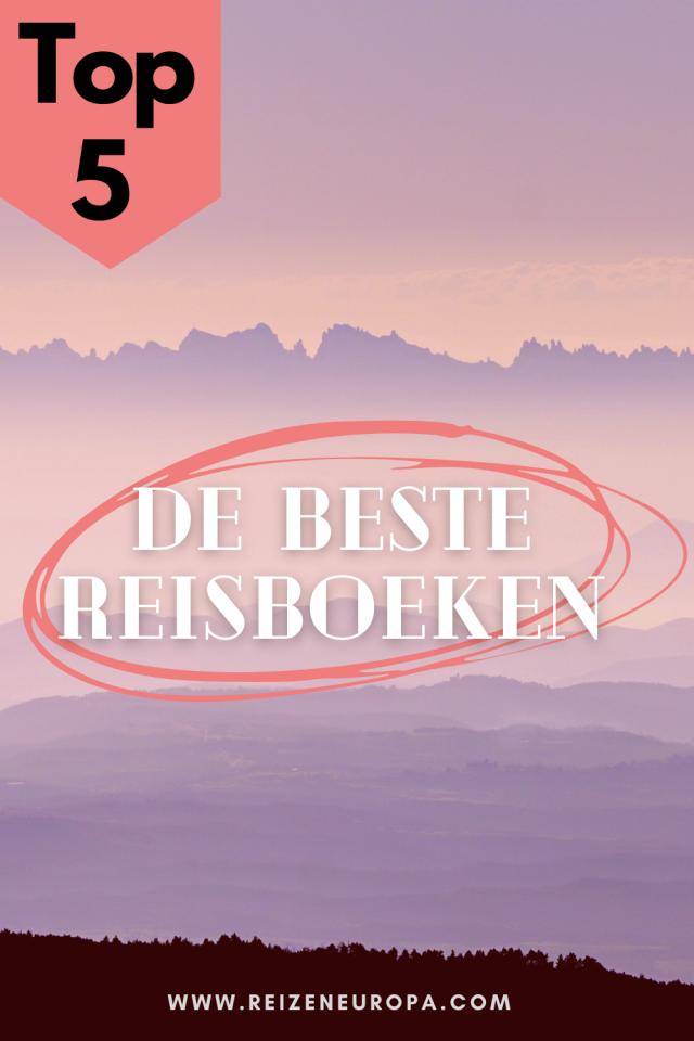top 5 reisboeken