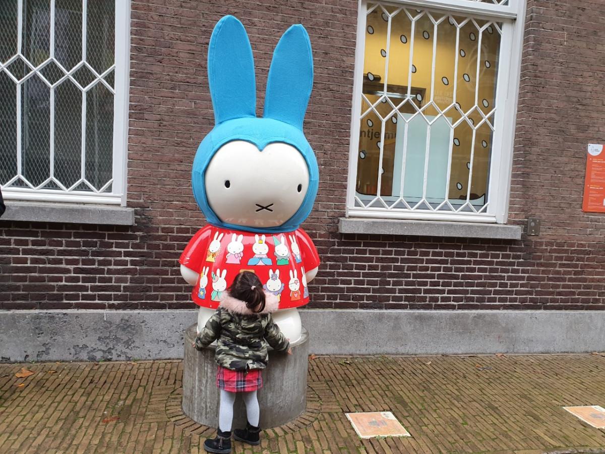 Het Nijntje museum Utrecht, een ontdekkingstour voor kleintjes