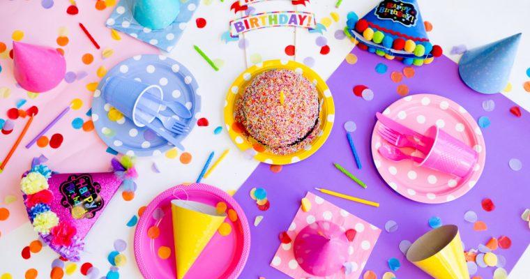 Spelletjes voor een kinderfeestje