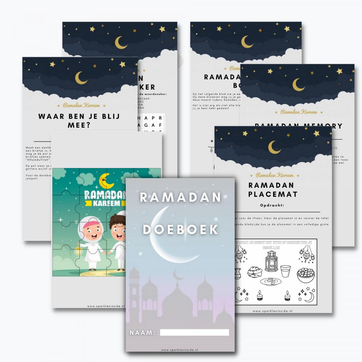 Ramadan activiteiten voor kinderen