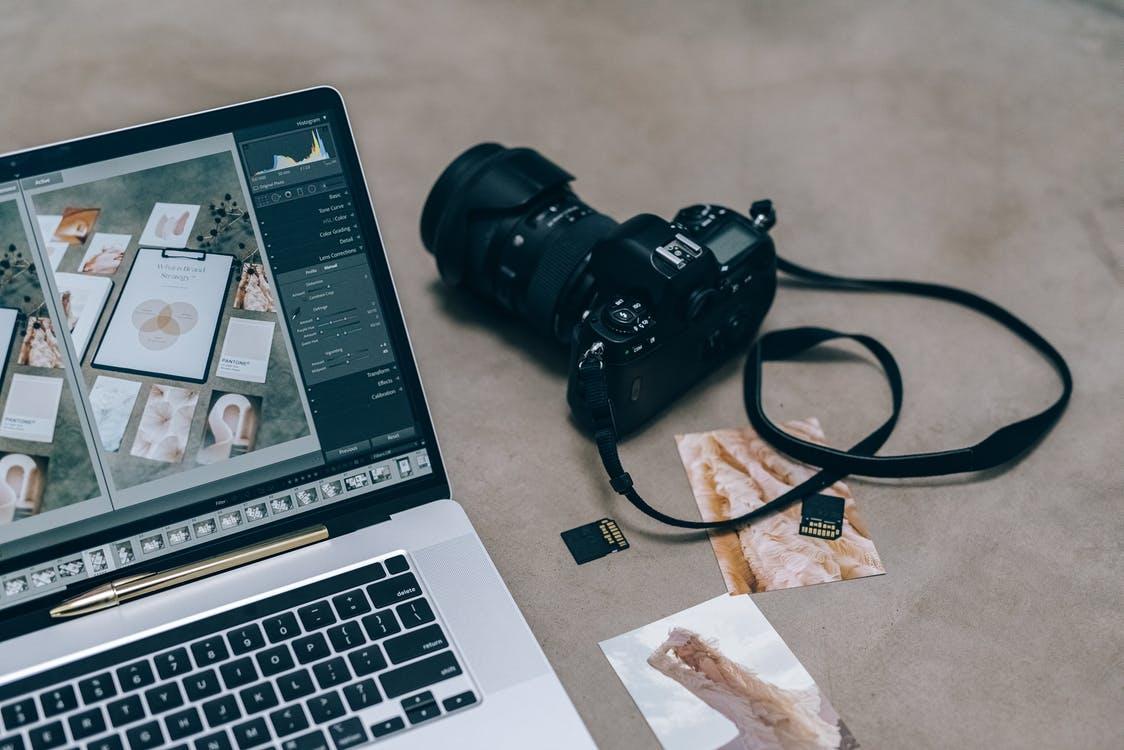 professionele foto's maken