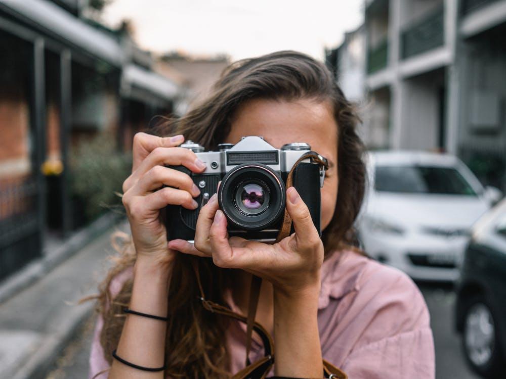 Professionele foto's maken voor je blog