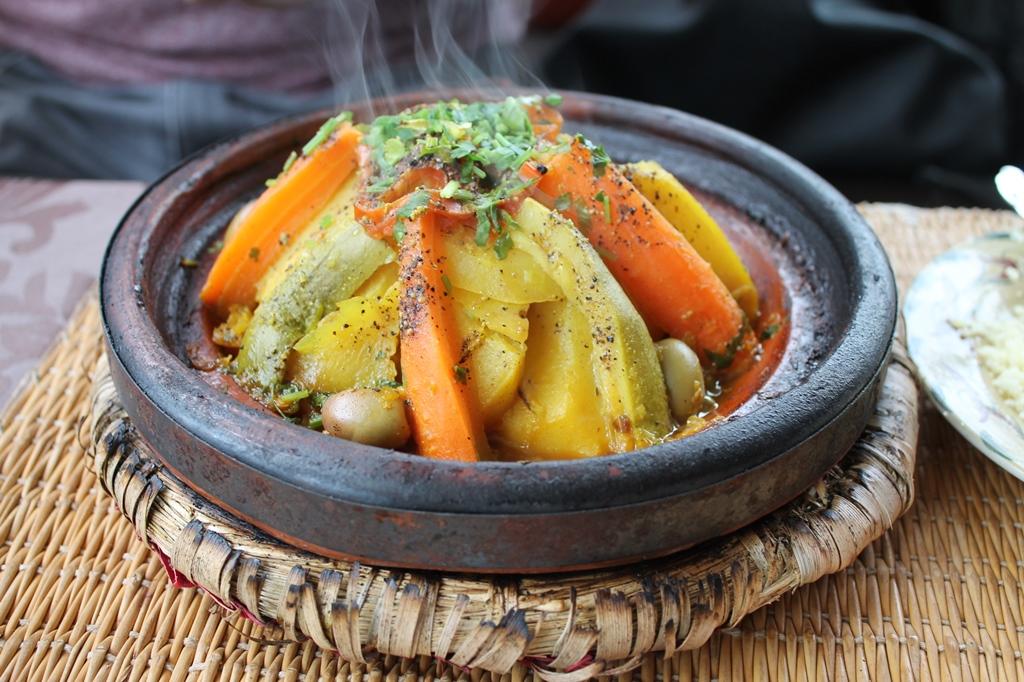 vegetarische tajine recepten