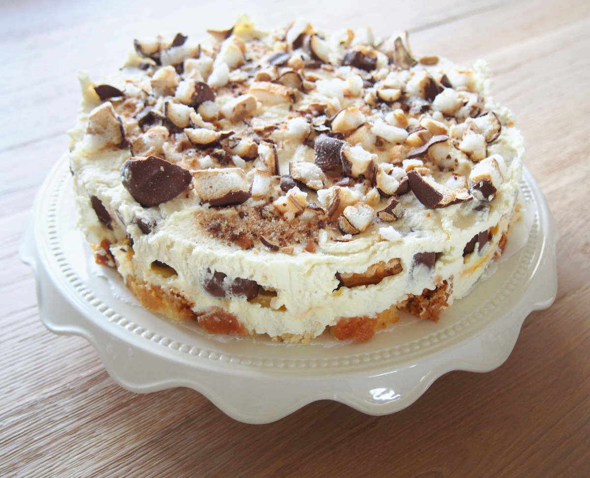 No bake taart