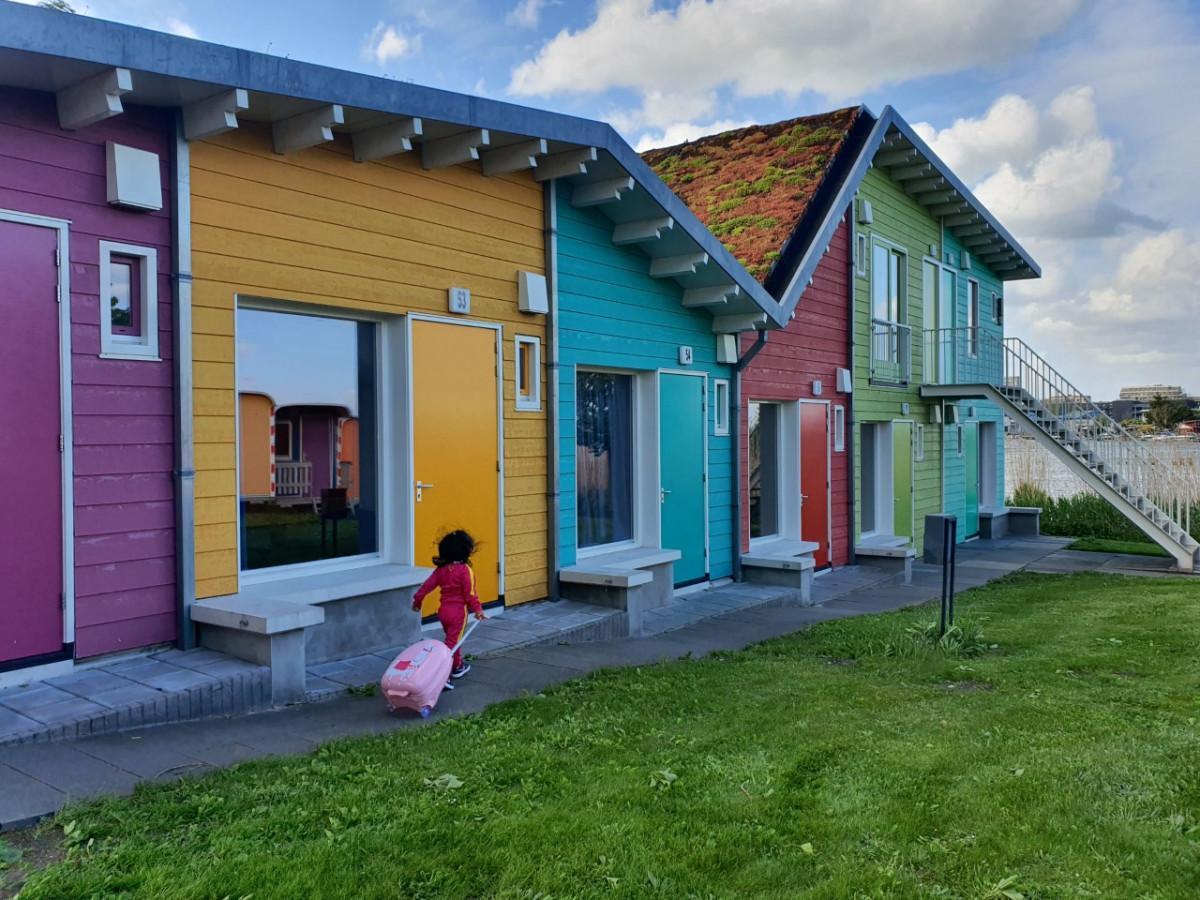 Een weekendje Amsterdam op camping Zeeburg