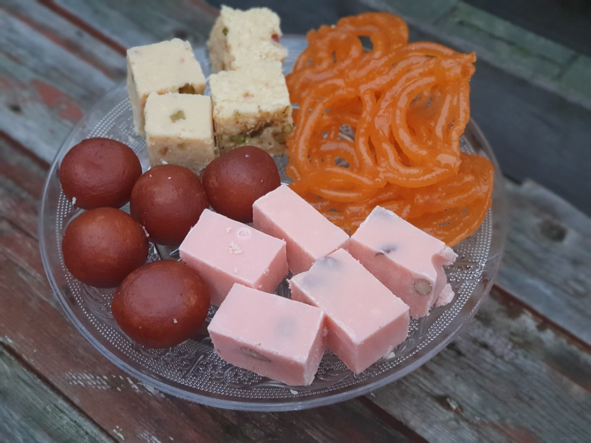 Indiase Mithai recept : 3 zoete lekkernijen