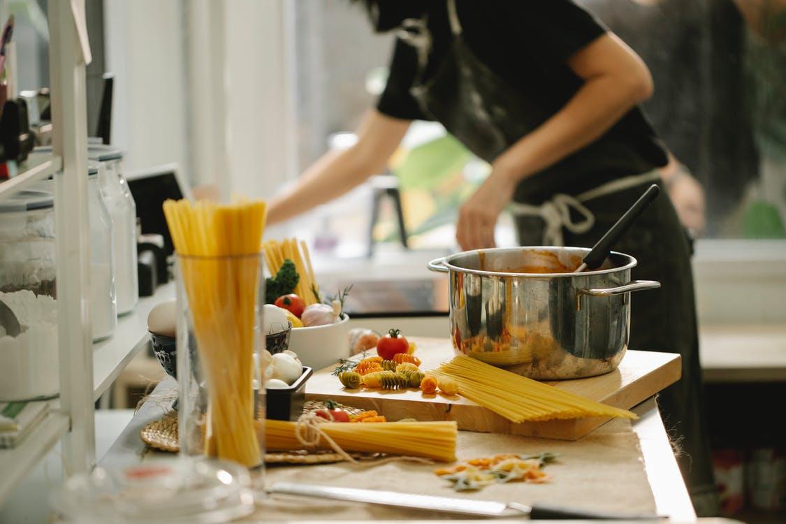 zoutarme pasta recepten